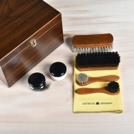 Shoe Care Valet Distinctly Different