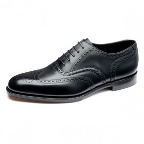 Loake Buckingham - Black UK 7.5 - Stock Clearance