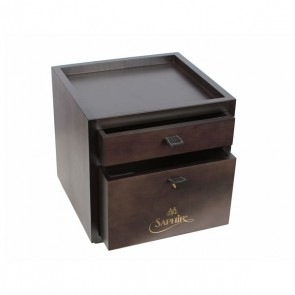 Saphir Medaille d'Or Drawer Valet - Noir