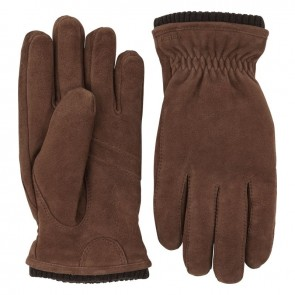Hestra Suede Gloves Nathan - Marron