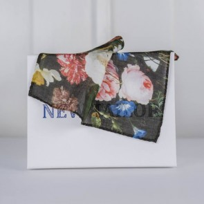 New Tailor Handkerchief Rijksmuseum Collection - Bloemen In Vaas