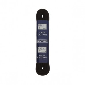 Saphir Shoe Laces - Dark Brown