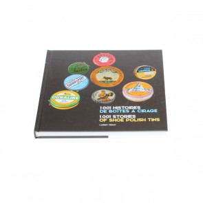 1001 Stories Of Shoe Polish Tins