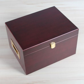 Shoe Care Valet Cherrywood