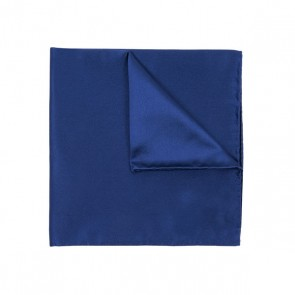 Profuomo Pocket Square - Royal Satin